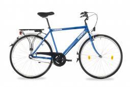 Csepel Landrider 28 N3 férfi kék túratrekking kerékpár 2020