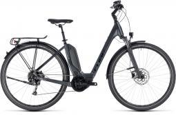 Cube Touring Hybrid ONE 400 Mono Tube Elektromos Kerékpár   2018