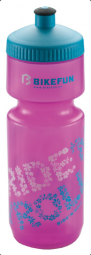 Bikefun 750 ml pink-kék kulacs 2018