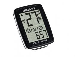Sigma BC 9.16 ATS kerékpár computer 2018