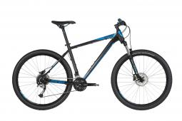 Kellys Spider 50 Black Blue MTB 27,5